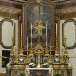 Altare maggiore - Giovanni Maria Atticciati