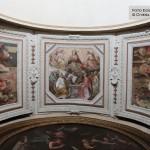 Cappella n. 3 - Giovanni Balducci, Visitazione, Assunzione della Vergine, Presentazione di Gesù al tempio