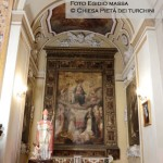 Cappella n. 9 - Andrea Molinaro, Madonna del Rosario