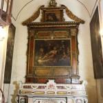 Cappellone del transetto destro - Paolo De Matteis, Transito di San Giuseppe