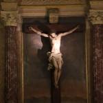 Cappella n. 2 - Crocifisso ligneo databile alla seconda metà del Seicento