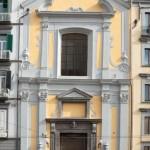 Chiesa Pietà dei Turchini - Facciata