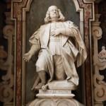 Cappellone del transetto destro - Lorenzo Vaccaro, Statua di Francesco Rocco