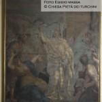 Cappella n. 1 - Giovanni Francesco Romanelli, Beato Tolomei guarisce un'indemoniata