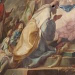 Cappellone del transetto sinistro - Giacinto Diano, Adorazione dei Magi