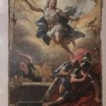 Abside - Paolo De Matteis, La Resurrezione di Cristo