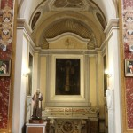 Cappella n. 4 - Ignoto seicentesco, San Nicola di Bari