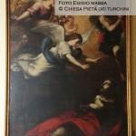 Cappella n. 10 - Ignoto, Sant'Alessio morente