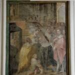 Cappella n. 4 - Agostino Beltrano, San Nicola che distribuisce la Comunione