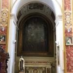 Cappella n. 3 - Belisario Corenzio, Annunciazione