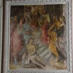 Cappella n. 3 - Giovanni Balducci, Presentazione di Maria al Tempio