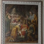 Cappella n. 3 - Giovanni Balducci, Nascita della Vergine
