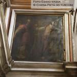 Cappellone del transetto destro - Giuseppe Mastroleo, la Cacciata di Anna dal tempio