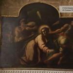 Cappella n. 6 - Crescenzo Gamba, Andata al Calvario