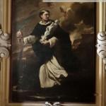 Cappella n. 9 - Luca Giordano, San Giacinto che passa il Boristene