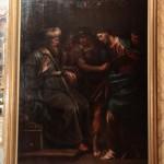Cappella n. 7 - Andrea Vaccaro, Cristo dinanzi a Pilato
