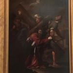 Cappella n. 7 - Andrea Vaccaro, Andata al Calvario